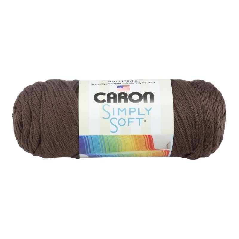 Caron Simply Soft 9783 Taupe
