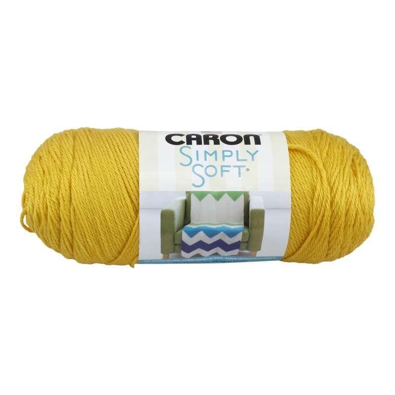 Caron Simply Soft 9782 Gold