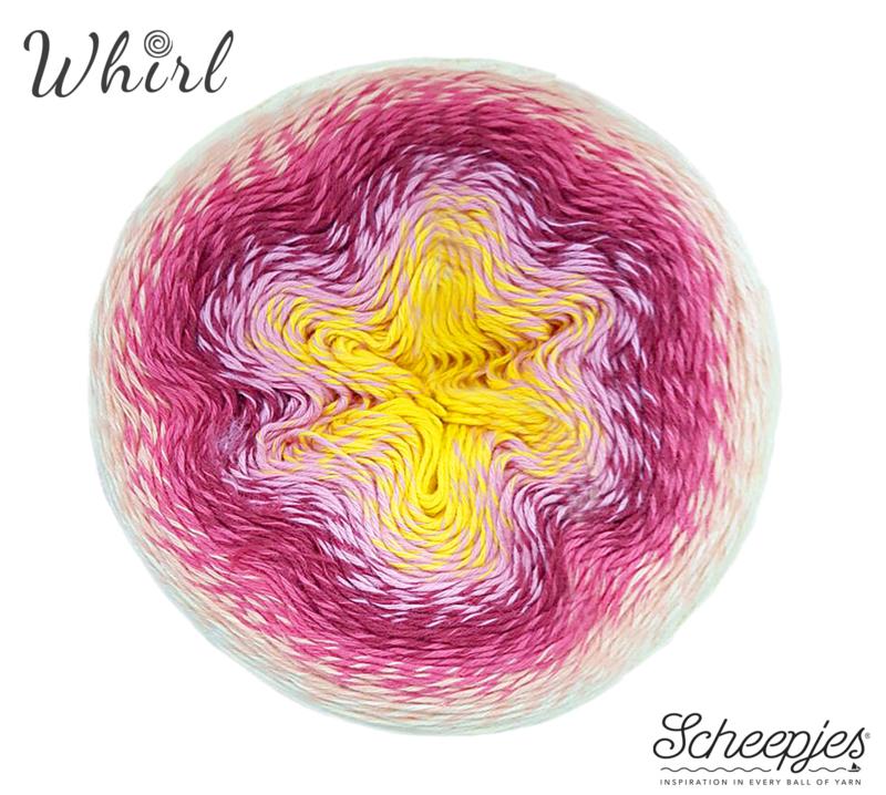 Scheepjes Whirl  763 Fruity 'o' Tutty