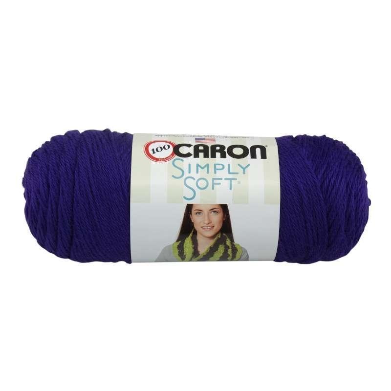 Caron Simply Soft 9781 Purple