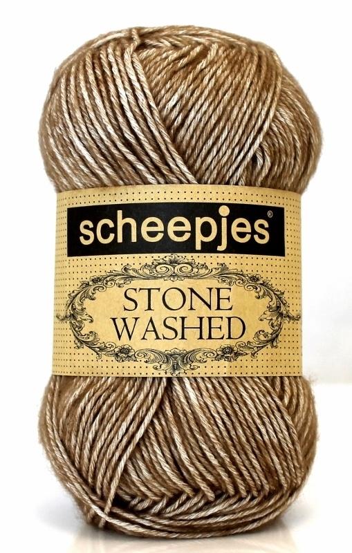 Scheepjeswol Stone Washed 804 Boulder Opal