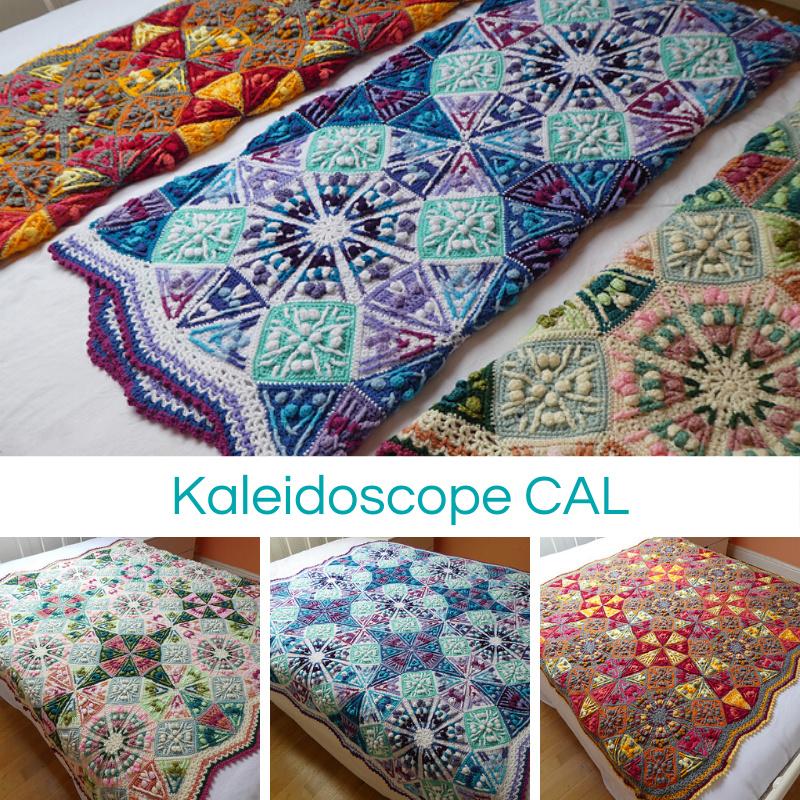 Haakpakket Kaleidoscope CAL