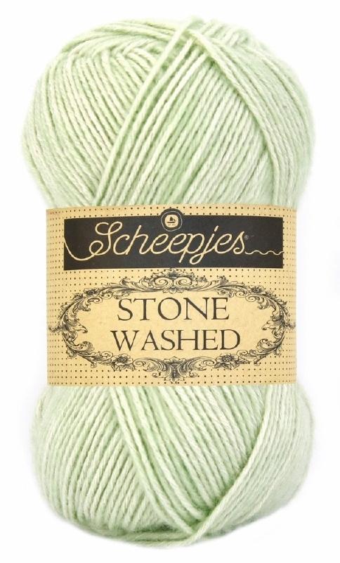 Scheepjeswol Stone Washed 819 New Jade