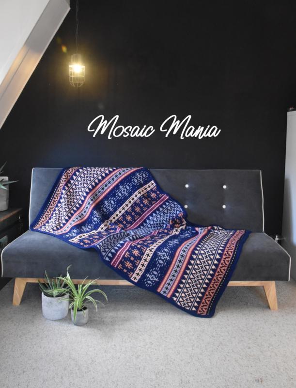 Haakpakket Mosaic Mania - Tara