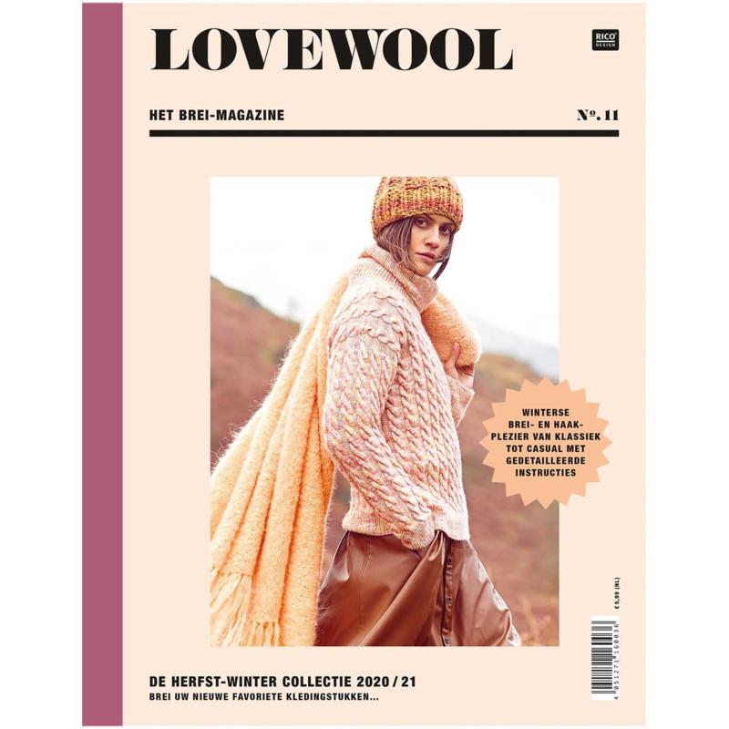 Rico Design Lovewool 11 Breimagazine