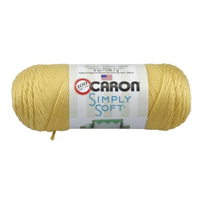 Caron Simply Soft 9755 Sunshine