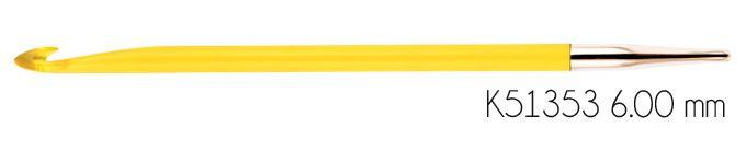 KnitPro Trendz Tunische Haaknaald 6mm
