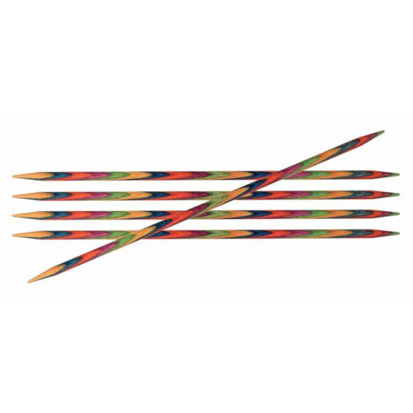 KnitPro Symfonie Sokkennaalden 3.0 mm