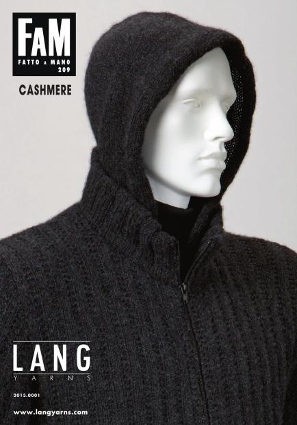 Lang Yarns Fatto A Mano 209 Cashmere