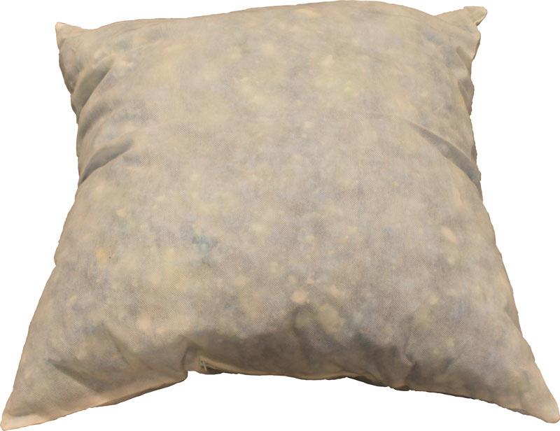 Binnenkussen 80 cm vierkant - wit
