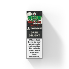 Dragon Vape Dark Delight 70% VG 30% PG 10 ml