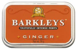 Barkleys Mints Ginger smaak