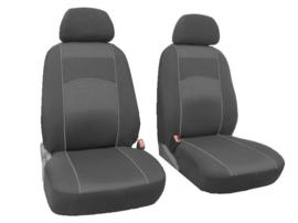 Passform Autositzbezüge  Vordersitzen VIP für CITROËN STOFF