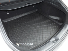 Kofferraumwannen Opel Grandland  X (SUV / 5)  11.2016 - (on adjustable boot floor in upper position (flat loading threshold))