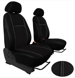 Passform Autositzbezüge Vordersitzen Exclusive für FIAT  KUNSTLEDER