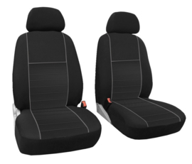 Passform Autositzbezüge Vordersitzen Trend Line für FIAT STOFF
