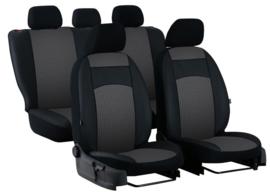 Passform Autositzbezüge ROYAL für Chevrolet STOFF+KUNSTLEDER