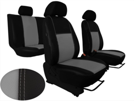 Passform Autositzbezüge Exclusive für FIAT KUNSTLEDER