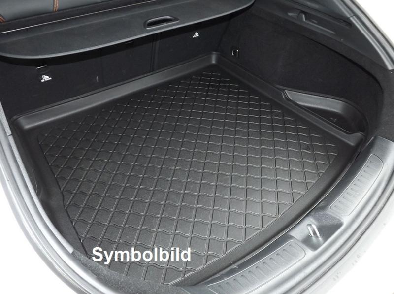 Kofferraumwannen Suzuki Ignis III hatchback/5 01.2017> (back seat moving)