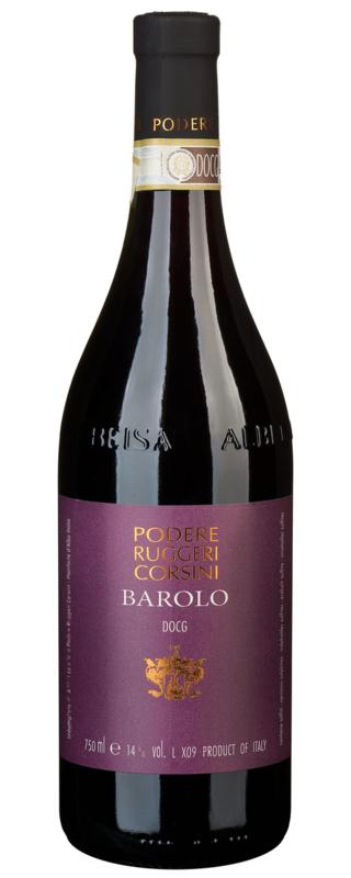 Ruggeri Corsini Barolo di Monforte d'Alba