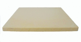 Pizzasteen 400 x 450 x 15