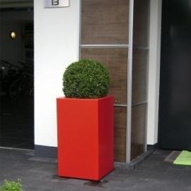 Polyester plantenbak 500 x 500 x 800 mm