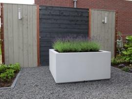 Polyester plantenbak 1000x1000x400