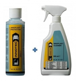 Polyester cleaner & Protector