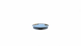 Waterschaal staal Ø 600x140 mm