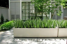 Polyester plantenbak 2000 x 500 x 600 mm