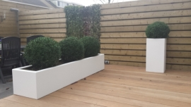 Polyester plantenbak 2300 x 500 x 400 mm