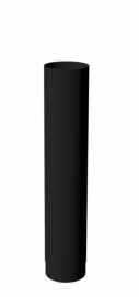 Rookgasafvoer 154x750 staal