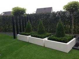 Polyester plantenbak 1600x1600x600