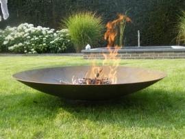 Vuur in de tuin
