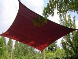 Schaduwdoek vierkant 500x500
