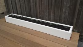 Polyester plantenbak 2080 x 300 x 200 mm