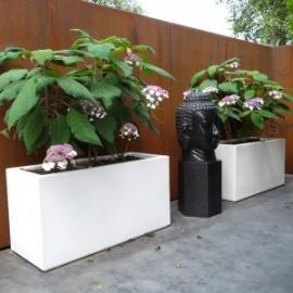 Polyester plantenbak 900 x 500 x 600 mm