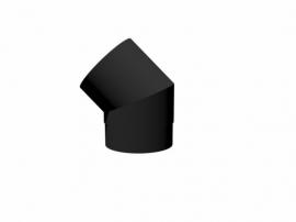 Rookgasafvoer 2x154x1 45Ø staal
