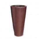 Hoogglans polyester plantenbak Ø 550x1300