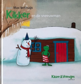 Velthuijs, Max  -  Kikker en de sneeuwman