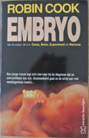 Cook, Robin  -  Embryo