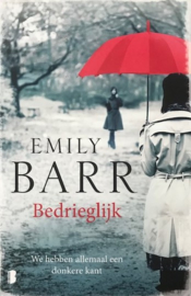 Barr, Emily  -  Bedrieglijk