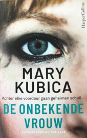 Kubica, Mary  -  De onbekende vrouw