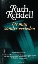 Rendell, Ruth  -  De man zonder verleden