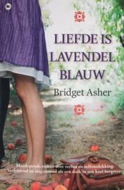 Asher, Bridget  -  Liefde is lavendel blauw