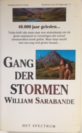Sarabande, William  -  Gang der Stormen