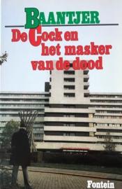 Baantjer, A.C.  -  (27) De Cock en het masker van de dood