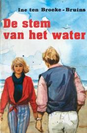 Broeke-Bruins ten, Ine  -  De stem van het water