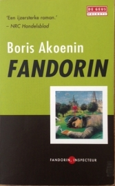 Akoenin, Boris  -  Fandorin