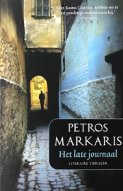 Markaris, Petros  -  Het late journaal
